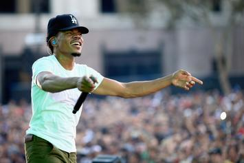 """Chance The Rapper Announces """"Magnificent Coloring World"""" Event In Chicago"""