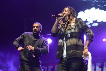 Drake & Future Performed For Floyd Mayweather's Daughter At Her Sweet 16