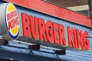 Burger King Is Allegedly Testing Out A Whopper Burrito