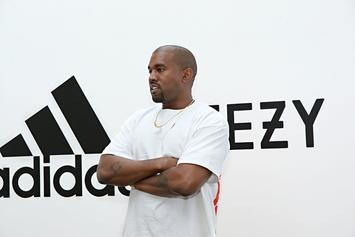 "Adidas Makes Major Announcement About Kanye West's ""Yeezy"" Line"