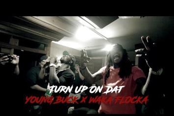 "Young Buck & Waka Flocka ""Turn Up On Dat"" Video"