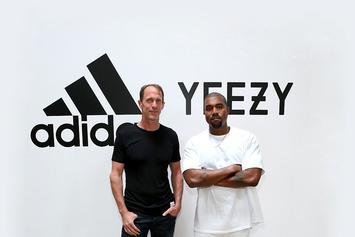 Here's Your Chance To Work For Kanye West's Adidas Yeezy Line
