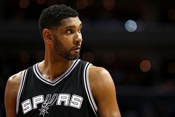 Tim Duncan Officially Announces His Retirement From The NBA