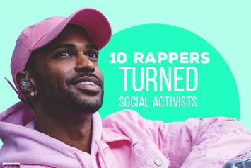 10 Rappers Turned Social Activists