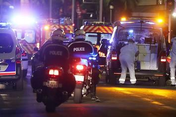 Dozens Killed After Vehicle Crashes Into Crowd At Bastille Day In France
