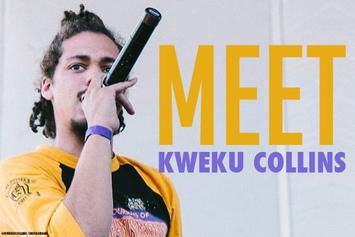 Meet Kweku Collins, The Songwriter Exploring Rap's Fluidity