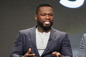 "50 Cent Is Launching A New Superhero Series On Starz Called ""Tomorrow, Today"""