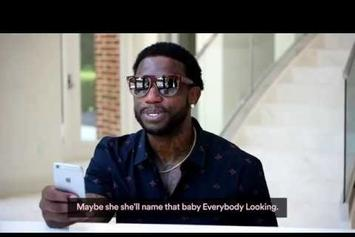 Gucci Mane Reads Nice Tweets About Him