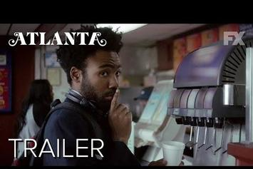 "Watch The First Full Trailer For Donald Glover's ""Atlanta"""