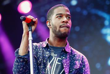 Kid Cudi Says Both His Albums Are Finished, Release Date Coming Next Week