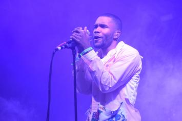 "Frank Ocean No Longer Signed To Def Jam, Self-Released ""Blonde"""