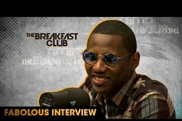 Fabolous On The Breakfast Club