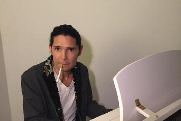 Corey Feldman Weeps On Facebook Live Following His Today Show Performance