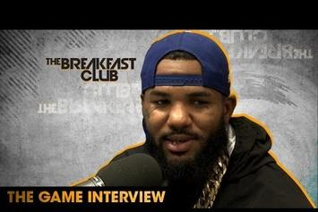 "The Game On Writing Meek Mill Diss: ""I Felt Like I Was Writing '300 Bars'"""