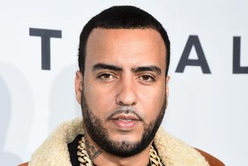 """French Montana Tells Cops """"Black Lives Matter"""" At Traffic Stop"""