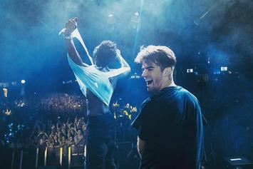 Watch Desiigner Perform With The Chainsmokers At Austin City Limits