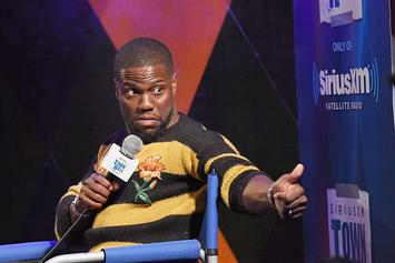 There's A New Kevin Hart Nike Signature Sneaker In The Works