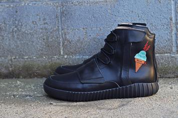 Check Out These Gucci Mane Inspired Yeezy Boost Customs
