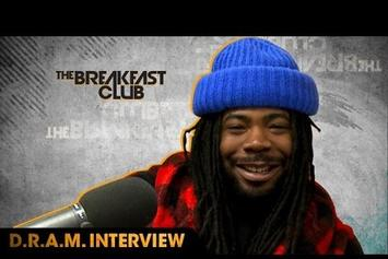 D.R.A.M. On The Breakfast Club