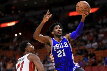 Joel Embiid Reveals How He Learned How To Shoot