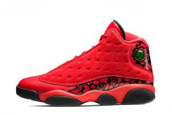 """Official Images Of The Upcoming """"What Is Love"""" Air Jordan 13 Pack"""