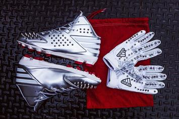 """Check Out These Spiked Adidas """"Freak Cleats"""" Von Miller Debuted Yesterday"""