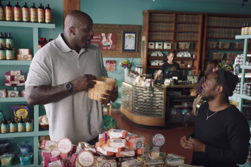 Watch Kendrick Lamar And Shaq Go Soap Shopping In New American Express Commercial