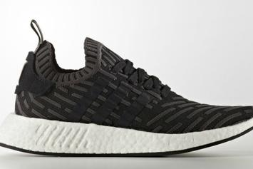 Adidas Debuts The NMD R2 Primeknit