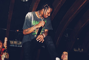Travis Scott & Yung Lean Working On New Music Together?