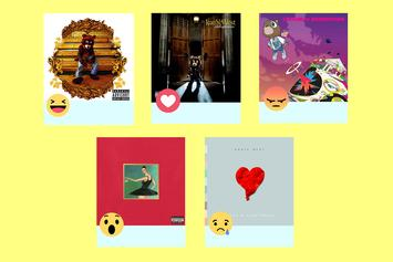 Vote: What's Your Favorite Kanye West Album From These Five?