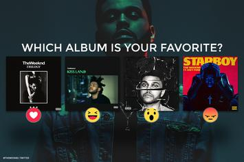 Vote: What's Your Favorite The Weeknd Album?