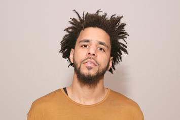 "J Cole To Release ""4 Your Eyez Only"" Album Next Week"