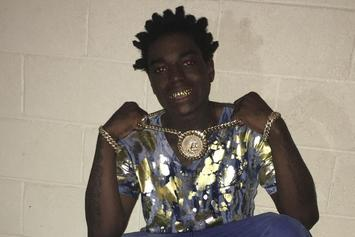 Kodak Black Previews First Music Since Release From Jail