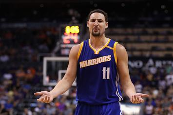 Klay Thompson Says Weed Should Never Be Used Recreationally