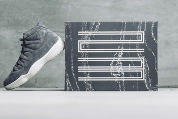 Grey Suede Air Jordan 11s Are Coming This Holiday Season
