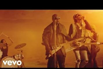 """Wyclef Jean Feat. Young Thug """"I Swear"""" Video"""