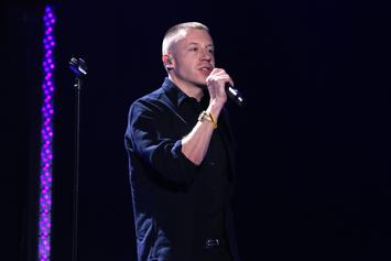 "Macklemore Performs ""Wednesday Morning"" On Ellen"