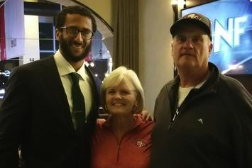 Colin Kaepernick's Parents Speak Out In Support Of Kneeling Protest