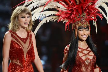 Nicki Minaj Surpasses Taylor Swift's Hot 100 Record