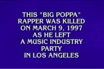 Woman Butchers Tupac's Name & Confuses Him With Biggie On Jeopardy