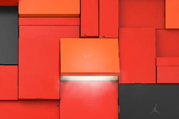 """Nike Releasing """"Mystery Sneaker"""" At A Random Time Today"""