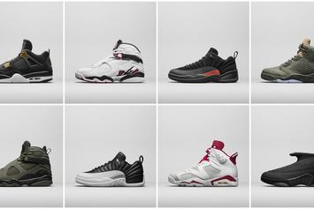 Jordan Brand Unveils Spring 2017 Collection
