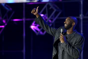 """Kobe Bryant Teams With ESPN For Short Form Video Series """"Canvas"""""""