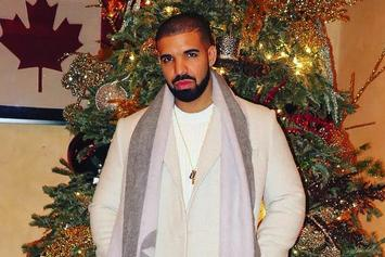 Drake Posts Holiday Message
