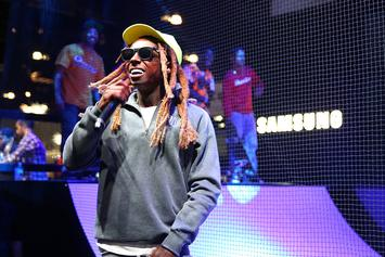 Lil Wayne, Justin Beiber, Odell Beckham Jr. And Johnny Manziel Turn Up At LIV Nightclub