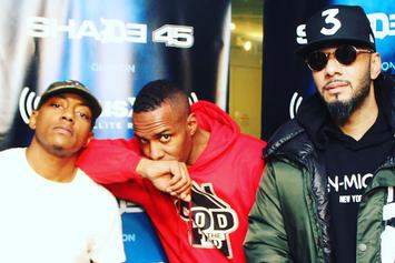 Cassidy & Swizz Beatz Freestyle On DJ Whoo Kid