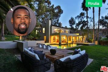 Check Out DeAndre Jordan's New $5 Million Malibu Beach Pad