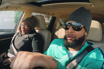 Watch Odell Beckham Jr. Go Undercover As A Lyft Driver
