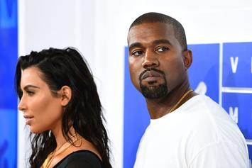 Kanye West & Kim Kardashian Reportedly Attend Blue Ivy's Birthday Party