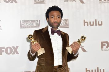 "Twitter Reacts To Donald Glover's ""Atlanta"" Win & Migos Shoutout"